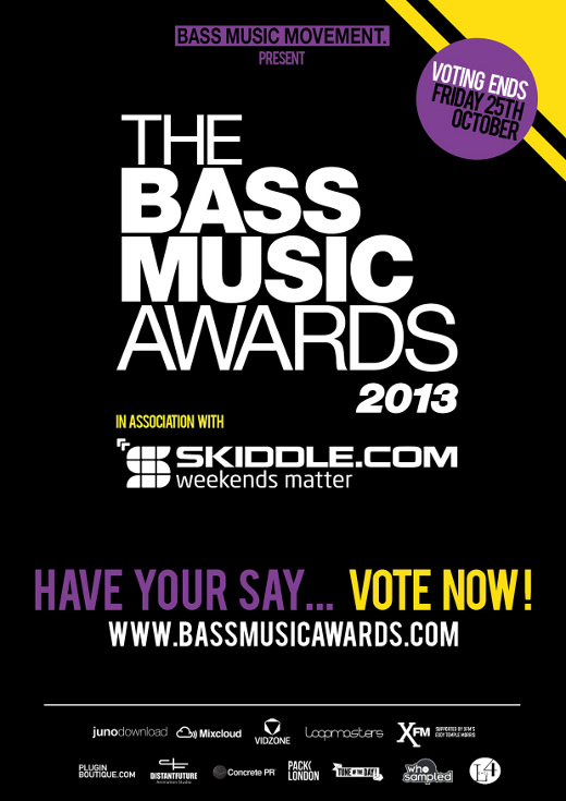 BASS MUSIC AWARDS