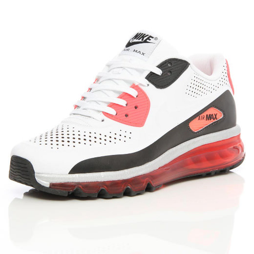 nike air max 90 leather infrared