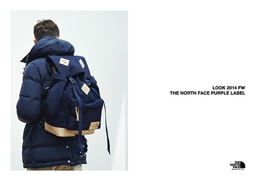 23a3d10ee News | The North Face Purple Label | AW14 Lookbook - Concrete PR