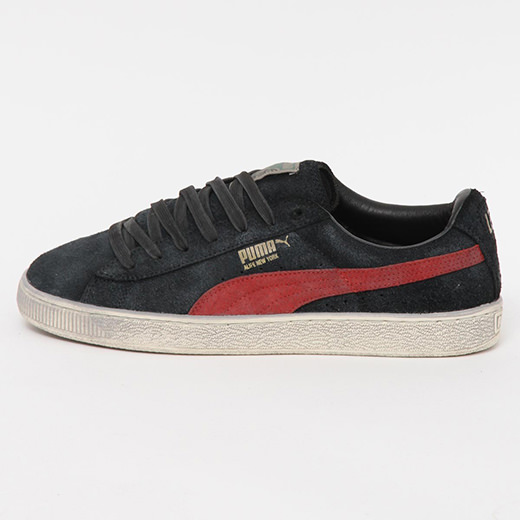 Wellgosh | Trainer of The Week | Puma x Alife Suede in Black
