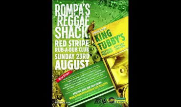 Rompas-Red-Stripe-Rub-A-Dub-Club-King-Tubbys