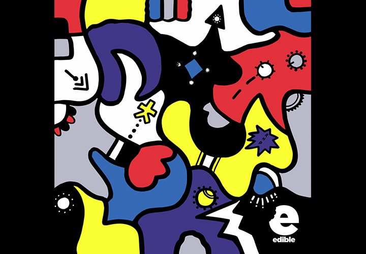 News | Eats Everything | Girl Powder EP | Edible Records