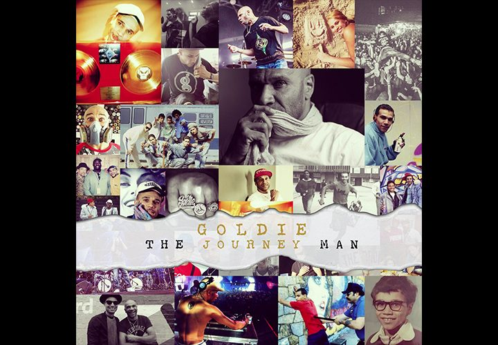 News | Goldie | The Journey Man | Metalheadz