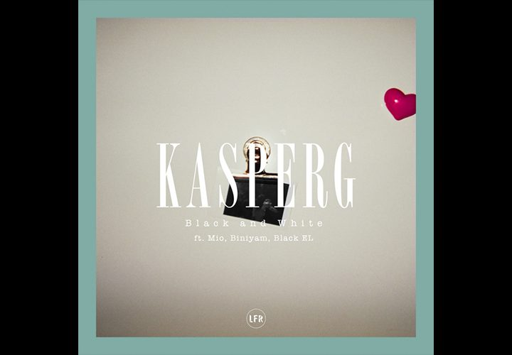 News | KASPERG | Black & White | Lost Favourite Records