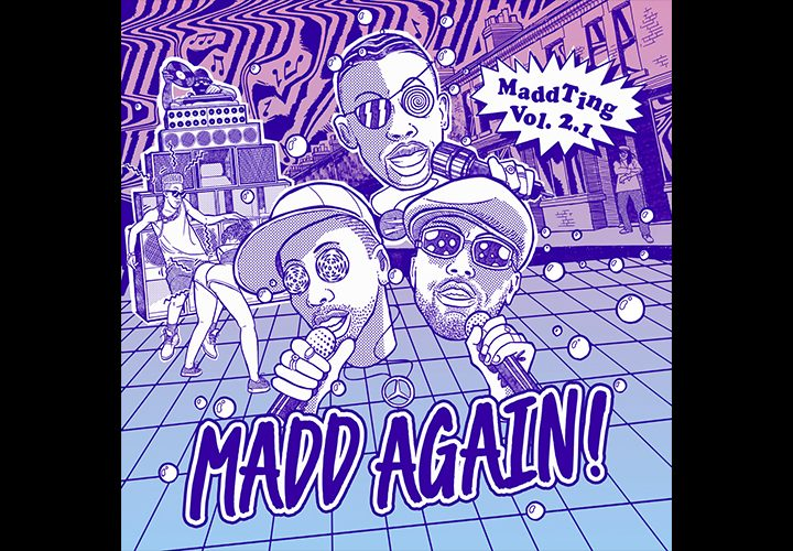 News | Madd Again! | MaddTing Vol. 2.1 | Swing Ting