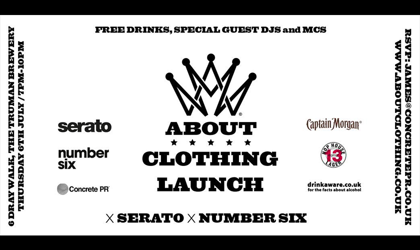 ABOUT-clothing-launch-number-six-flyer-1