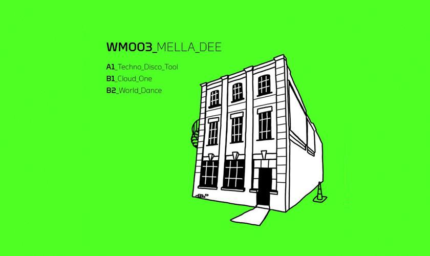 Mella-Dee-Techno-Disco-Tool-EP-1